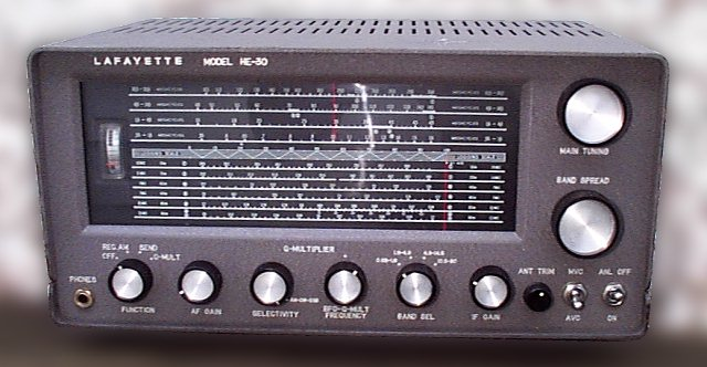 My history with shortwave and ham radio