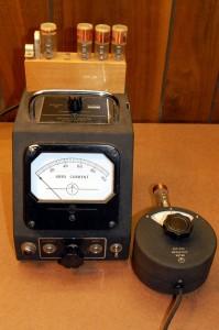 Grid Dip Oscillator Model_59 circa 1947
